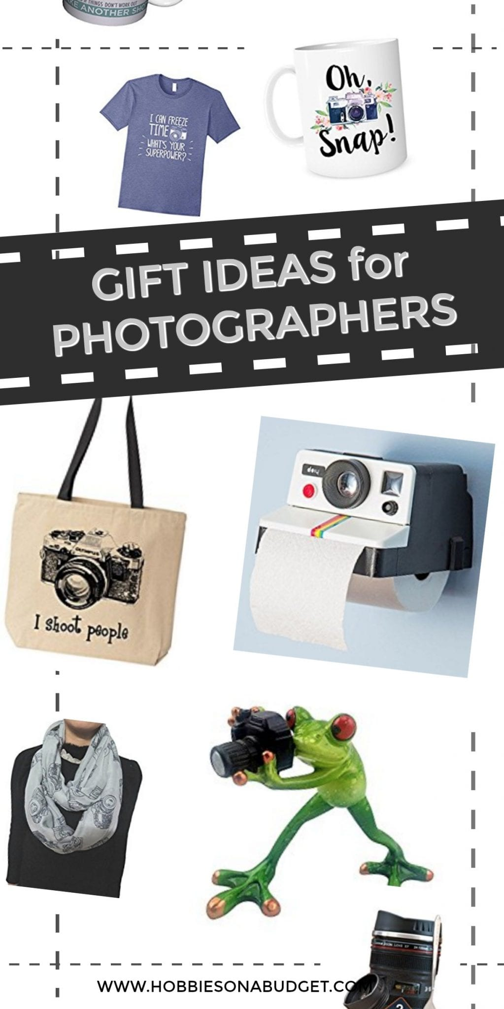 Gift Ideas for Photographers 1
