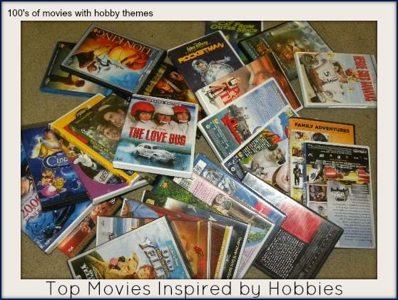 Top Movies Inspired by Hobbies
