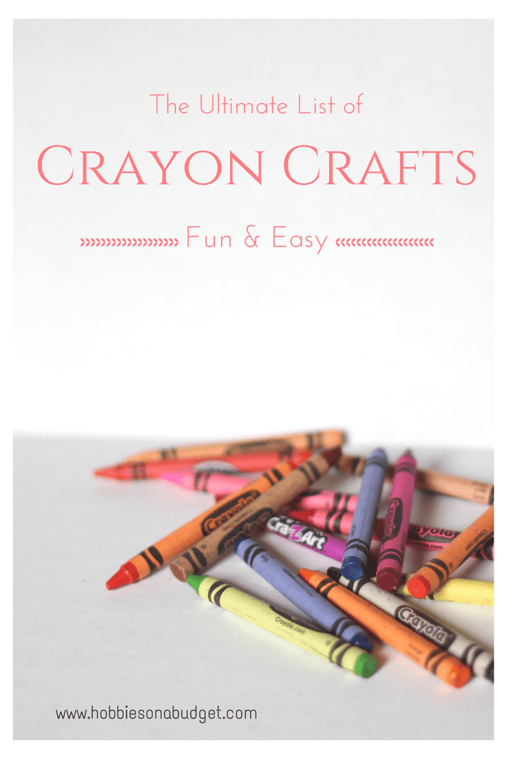 crayon-crafts
