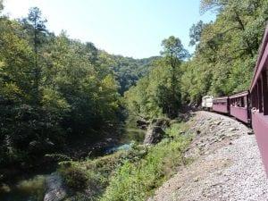 Big South Fork Railway