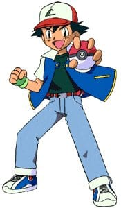 DIY Ash Ketchum Pokemon Costume