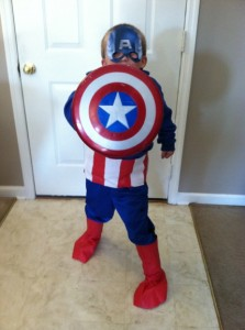 DIY Captain America