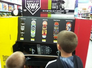Shaun White Skateboards