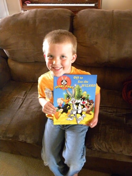 Personalized Children's Book Review