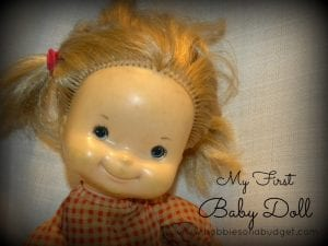 My First Baby Doll