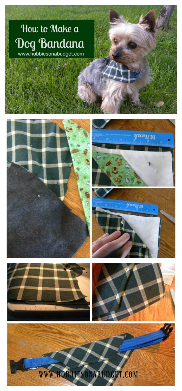 how-to-make-a-dog-bandana