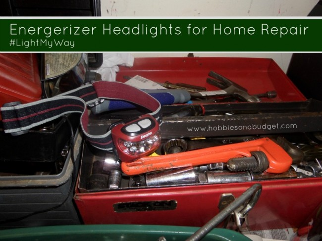 Energizer Headlights for Home Repair