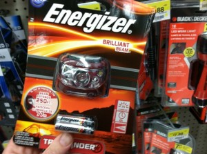 energizer headlights in store