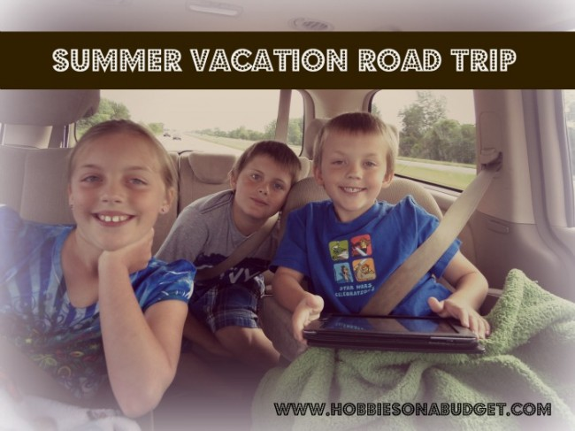Summer Vacation Road Trip