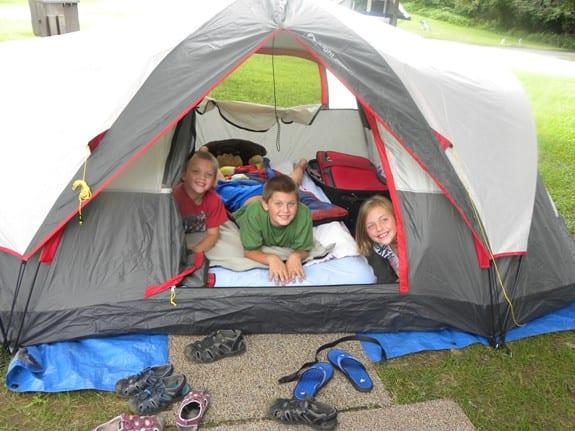 Big bone lick camping pictures