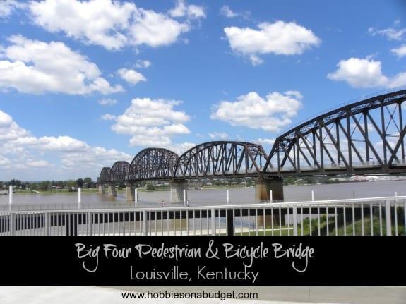 big four pedestrian & bicycle bridge