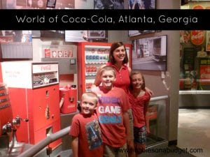 World of Coca-Cola – Atlanta, Georgia
