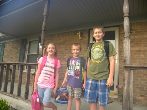 2013 first day of school