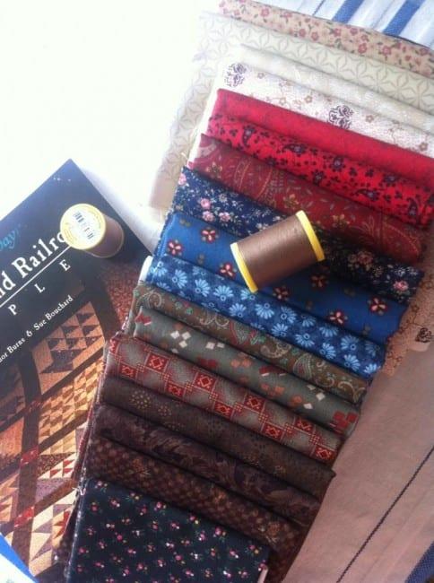 annes quilt material
