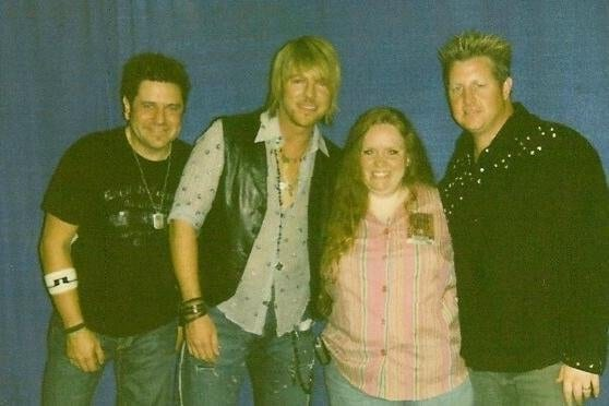 Dawn with Rascal Flats