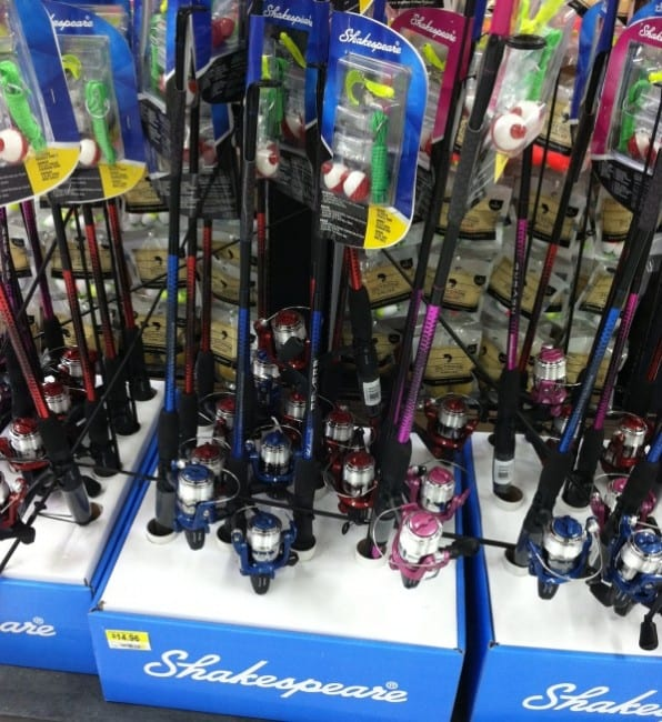How much does fishing cost hobbies on a budget for Walmart fishing license price