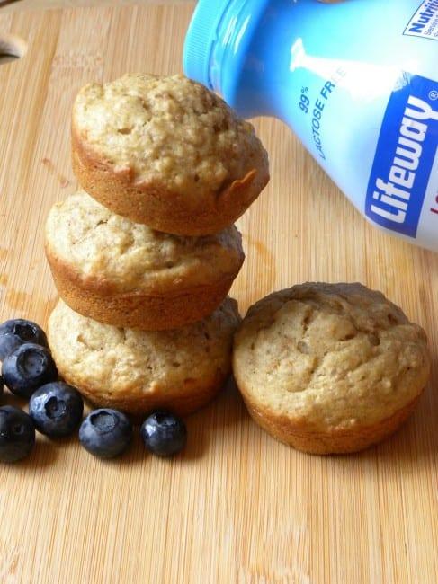 kefir-bran-muffins-#kefircreations