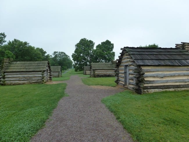 valley forge cabins