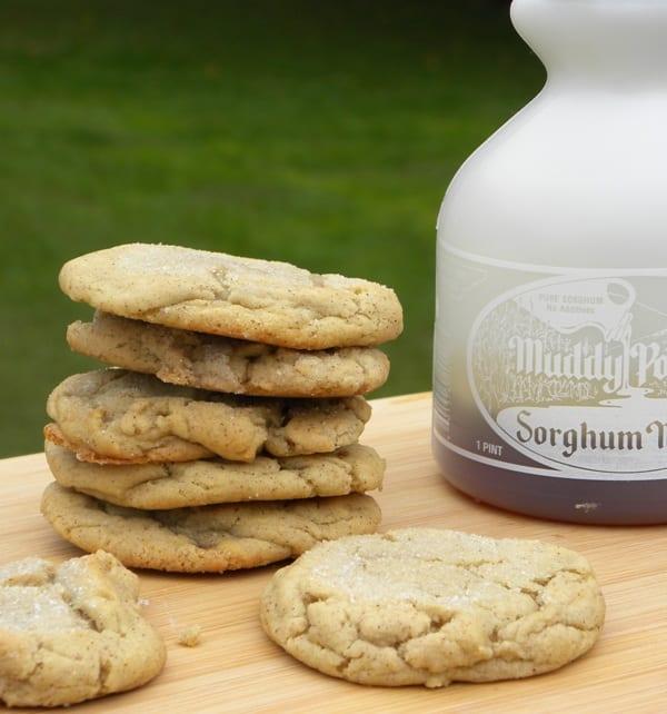 Bake the Best Sorghum Cookies - Hobbies on a Budget