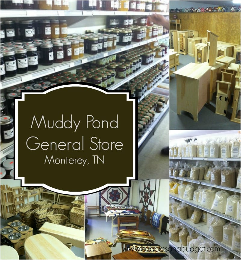 Visiting Muddy Pond In Monterey Tn Hobbies On A Budget