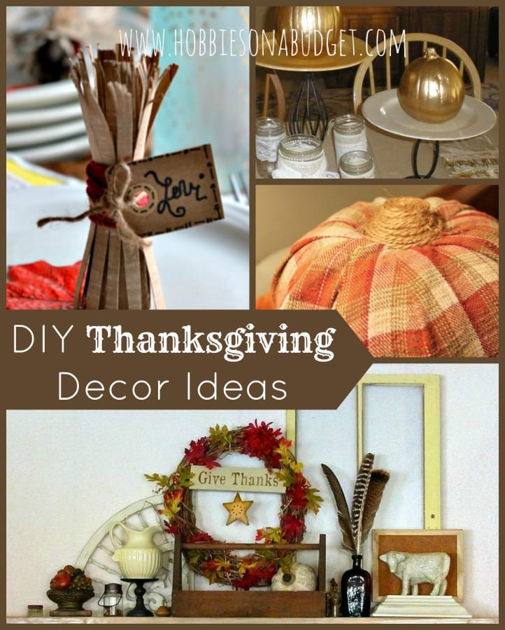 Decorating Ideas > Easy Thanksgiving Decor Ideas ~ 121829_Thanksgiving Decor Ideas Diy