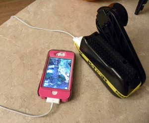 Pocket Socket:  Providing Power for Life's Emergencies