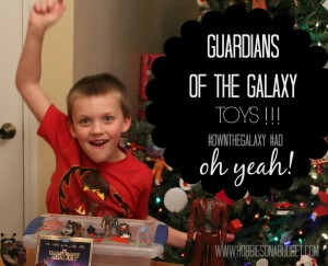 Guardians of the Galaxy Toys & DVD Gift Ideas