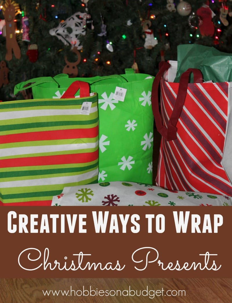 creative ways to wrap christmas presents hobbies on a budget