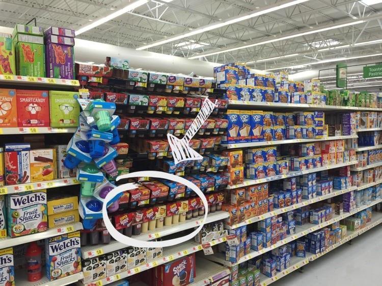 super snack pack instore