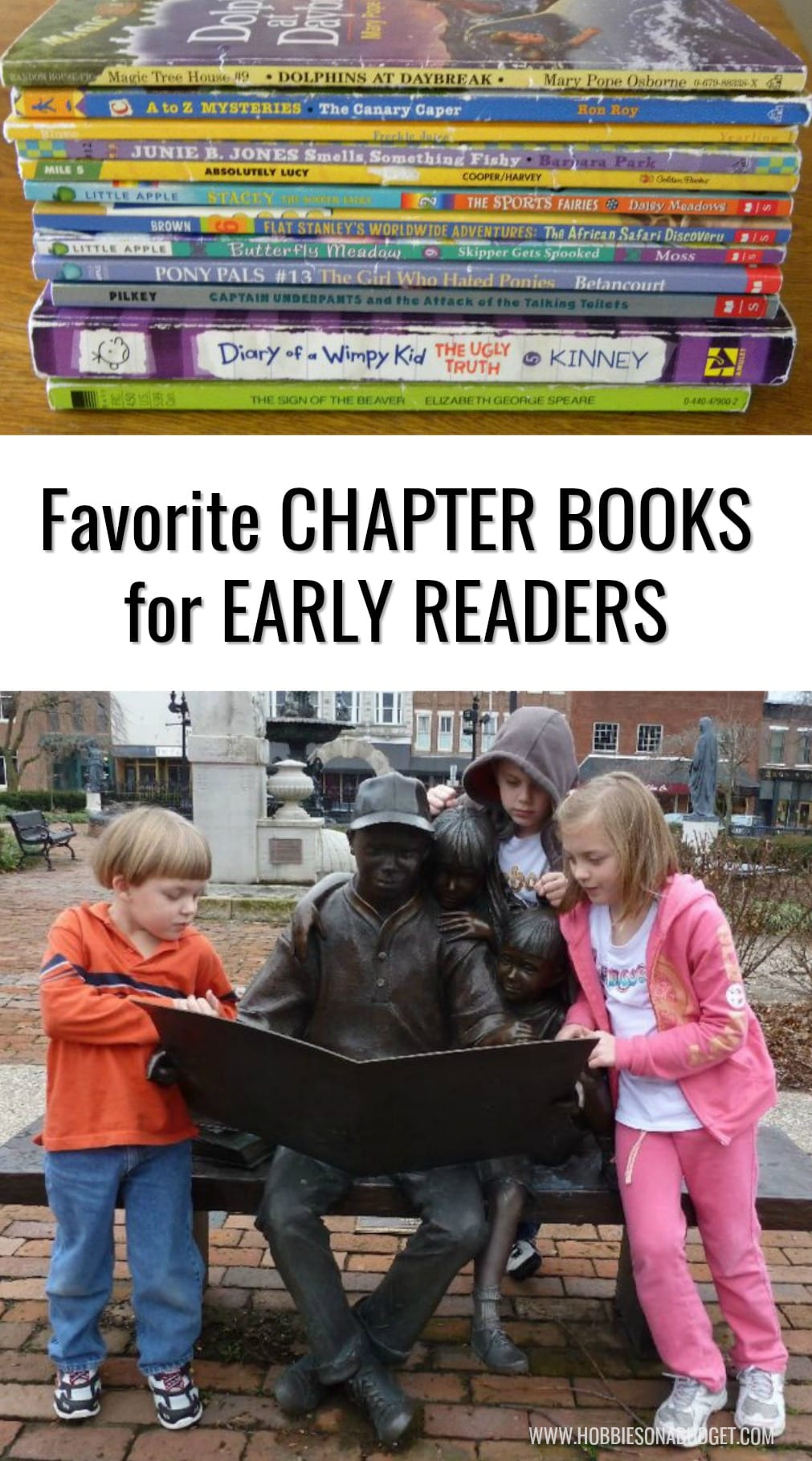 Favorite Chapter Books for Early Readers
