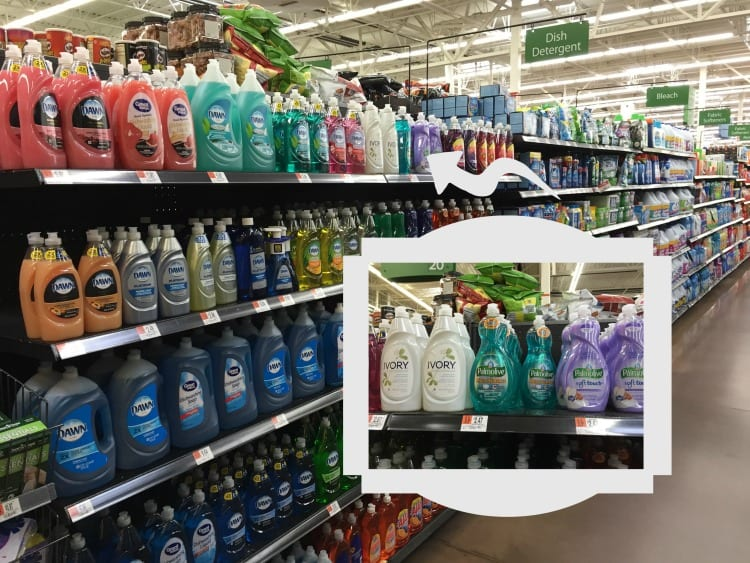 palmolive in store