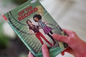 Samantha Sanderson:  Off the Record Book Review