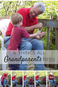 6 Things All Grandparents Need