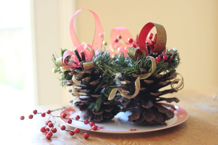 pinecones finsihed
