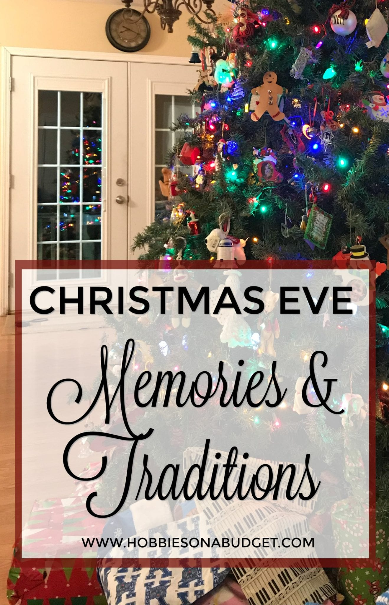 How do you celebrate Christmas Eve?  Do you have special seasonal memories and traditions for the night before Christmas?  Here are some ideas to help you make memories on Christmas Eve!