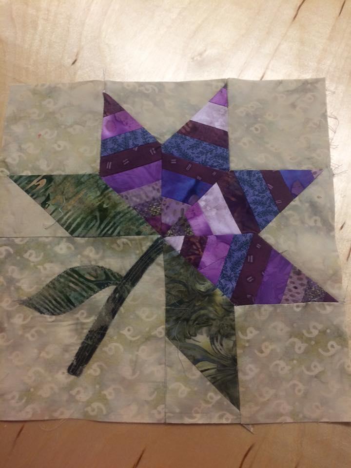 annes hardest quilt square