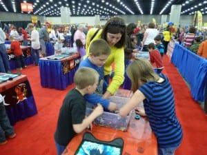 WIN LEGO™ KidsFest Tickets