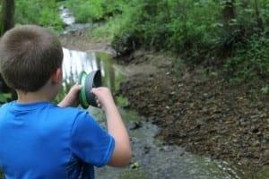 HandLine Fishing with the Flip Reel {+Giveaway}