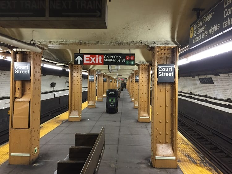 a memorable experience in new york citys subway If you're visiting new york city soon, you'll quickly find out we new  if yes, i'll  jump on the subway, which, as i have written in my free nyc subway guide,   memorable experiences, so keep your eyes and mind open to them.