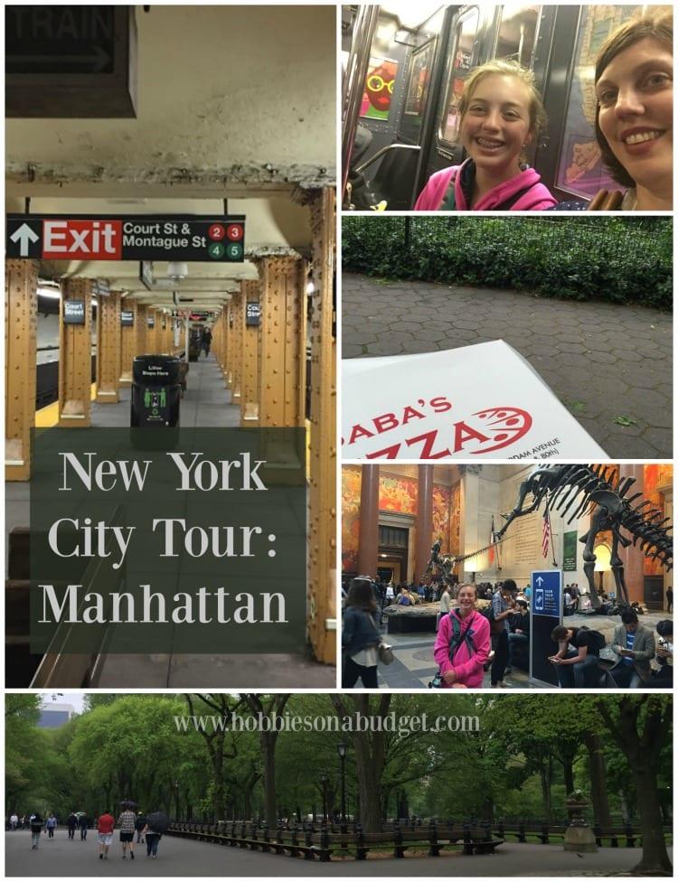 New York City Walking Tour (p2)
