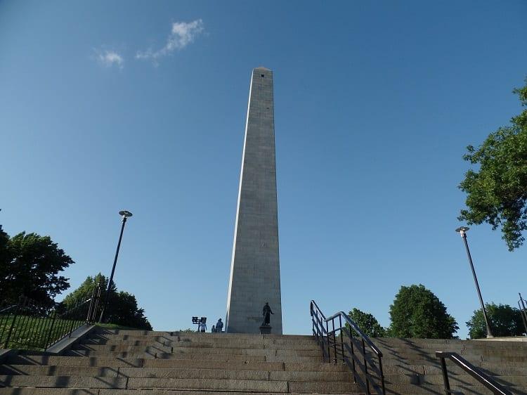 Bunker Hill Boston Massachusetts