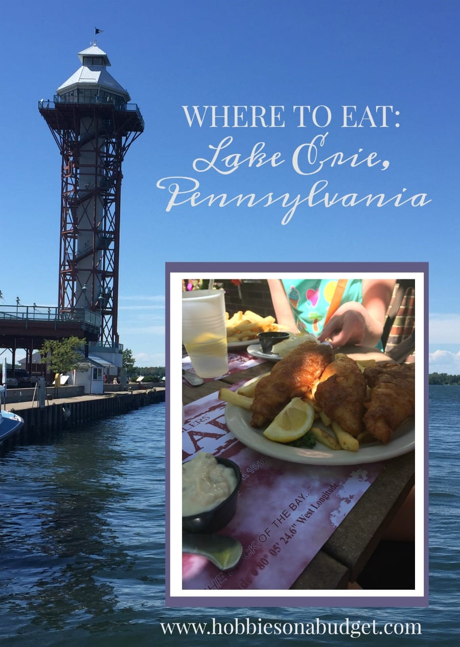 Where to Eat Lake Erie - Smugglers Wharf