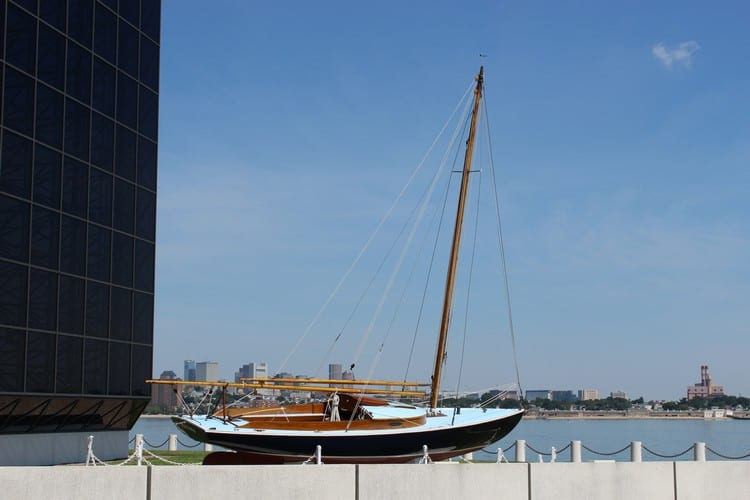 JFK Sailboat