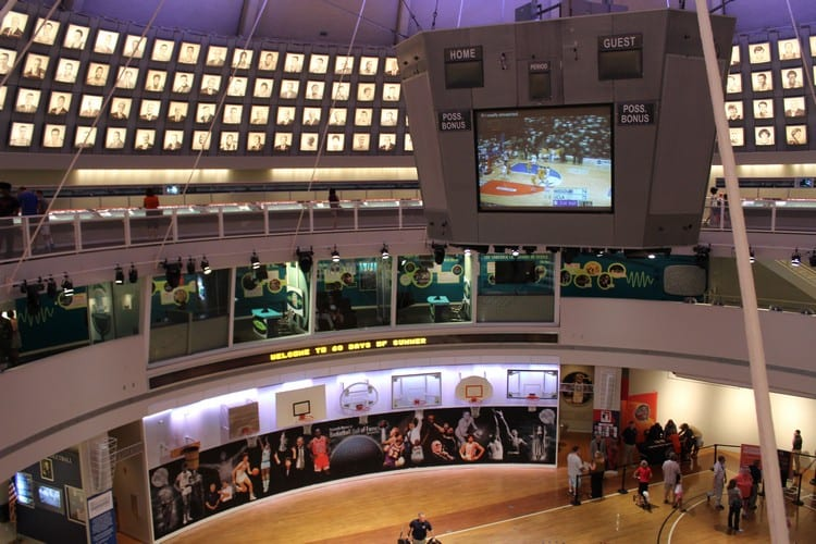 Naismith Memorial Basketball Hall of Fame