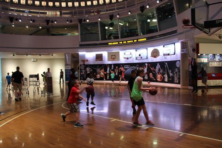 Naismith Memorial Basketball Hall of Fame