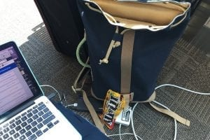 What's in your Laptop Bag?
