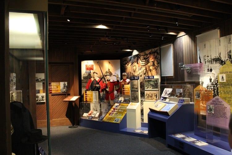 garfield museum 2
