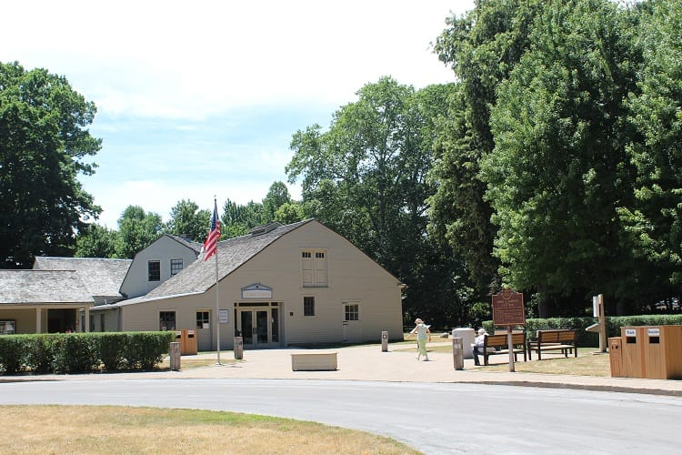 Garfield Visitors Center