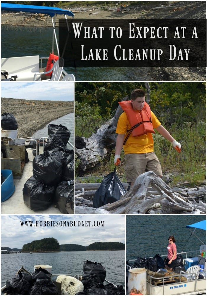 what-to-expect-at-a-lake-cleanup-day