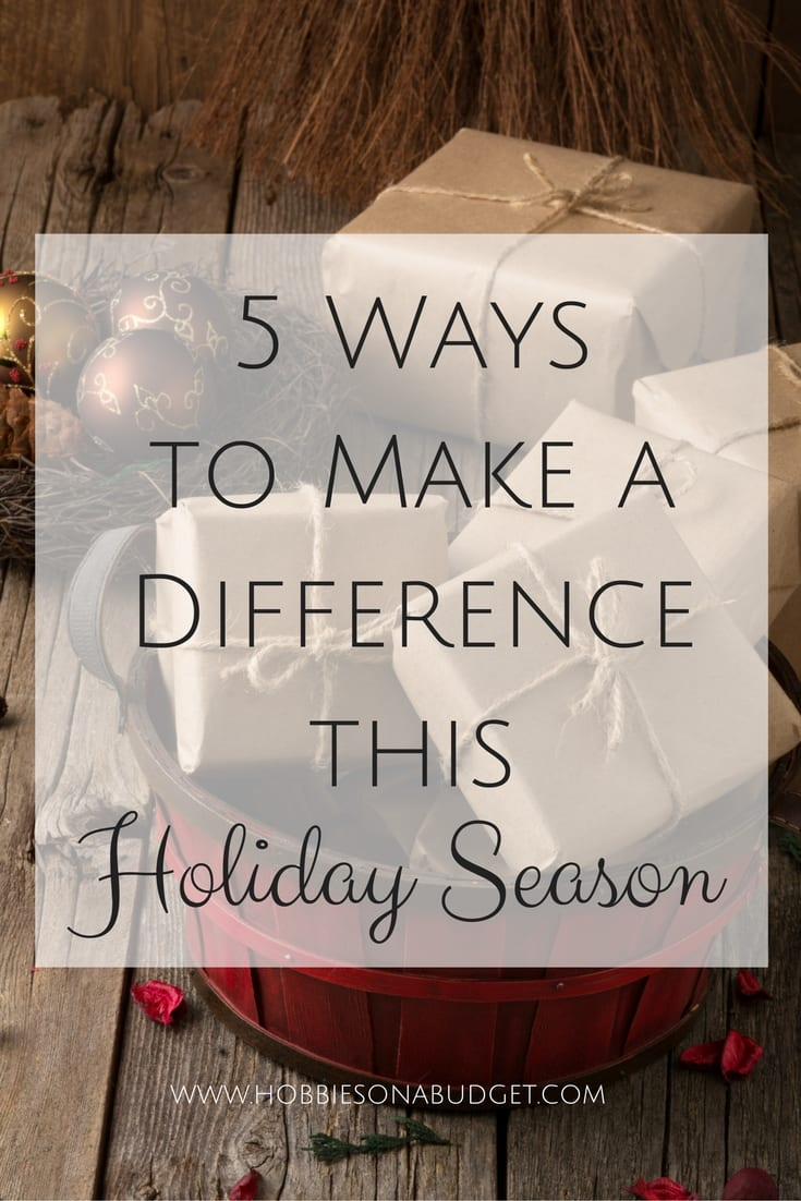 5-ways-to-make-a-difference-this-holiday